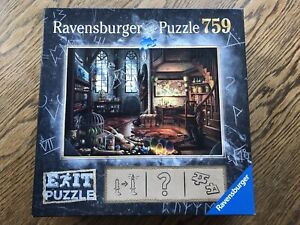 Ravensburger Escape Puzzle Jigsaw Dragon