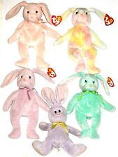 Lot Of 5 Ty Beanie Baby Hoppity Pellets P.V.C 1996 Original