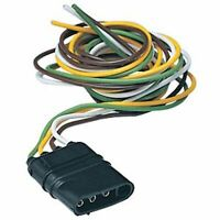 Husky 19430 Trailer End Female Connector Kit with 12 Cable