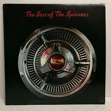 THE SPINNERS THE BEST OF THE SPINNERS 1973 MOTOWN M769L VG++/EX