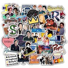 10pcs Riverdale Stickers Serpents Jughead Josie South Side Bulldogs Sticker