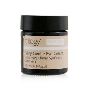 NEW Trilogy Very Gentle Eye Cream (For Sensitive Skin) 25ml Womens Skin Care