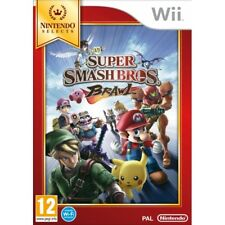 Super Smash Bros Brawl Selects Nintendo Wii Game LOOK 99p Auction