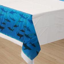 """""""SHARK SPLASH""""     Under The Sea - Pack of 1 - Shark Splash Tablecover!"""