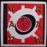 VARIOUS JAZZY JIM what a remix vol. 3 EP VG+ Promo WAR03 Vinyl 1992 Record
