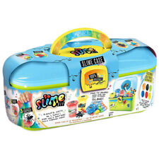 So Slime DIY Creepy Insects Slime Case in Blue Make your own Slime Kit NEW