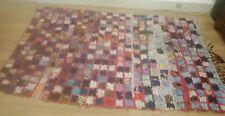 Moroccan boucherouite rug carpet final reduction