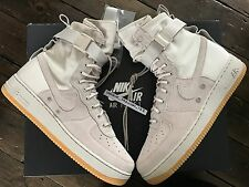 NIKE AIR FORCE 1 SF STRING BEIGE GUM US 12 UK 11 46 AF1 SPECIAL FIELD 864024-200