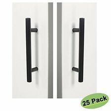 3.5 inch Black Cabinet Pulls 25 Pack - Homdiy Hd201Bk Kitchen Cabinet Handles