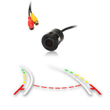 Car Dynamic Trajectory Moving Guide Line Rear View Reverse Backup Tracks Camera2