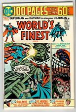DC - WORLD'S FINEST #227 Superman Batman And Deadman - VF 1975 Vintage Comic