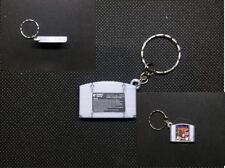 Banjo-Kazooie 3D CARTRIDGE KEYCHAIN Nintendo 64 N64 collectible