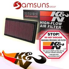 k&n Lavable Filtro deportivo DE AIRE CAMBIO Air Filter Kn 33-2128