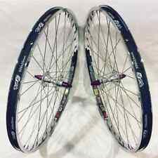 "TNT BICYCLES, BMX WHEEL SET - 20, 24, 26, 29"", SUN RHYNO LITE XL CHROME PURPLE"