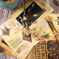 8Pc Vintage Paper Junk Journal Planner Scrapbooking DIY Craft Photo Album