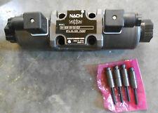 Nachi SA-G03-C5-D2-E21 SA Series Wet Type Solenoid Valve (EC3-6)