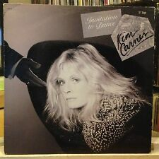"[ROCK/POP]~EXC 12""~KIM CARNES~Invitation To Dance~(Dance Mix~Instrumental)~[1985"