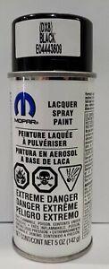 Mopar 5oz Spray Paint (PX8) Gloss/Pitch Black C/C 4443609AB