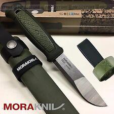 KNIFE COLTELLO MORA MORAKNIV KANSBOL MULTI MOUNT CACCIA PESCA SURVIVOR SURVIVAL