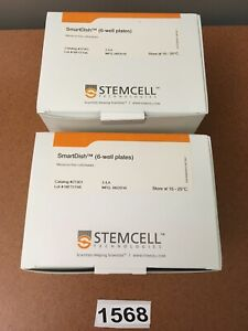 STEMCELL Technologies SmartDish Tissue Culture Plate, 27301, Pack of 5 + 4 Bonus
