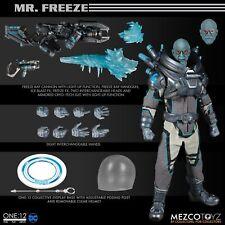 Mezco ONE 12 COLLECTIVE Mr. Freeze  Deluxe Edition 6 inch figure PRESALE