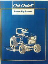 Cub Cadet Diesel Super Lawn Garden Tractor 1572 Parts Manual MTD CCC 710