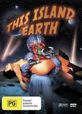 THIS ISLAND EARTH - CLASSIC SCI-FI DVD