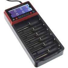 ARRMA AR390262 18650 Li-Ion 6-Bay Battery Charger ARAP2001