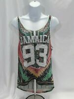 Women's Large Multicolored Cleo Apparel Tank Top