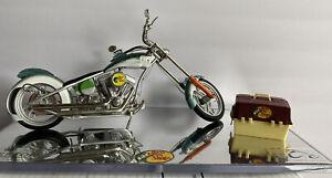 Bass Pro Shops American Chopper & Dale Earnhardt Sr NASCAR Models. Great Shape.