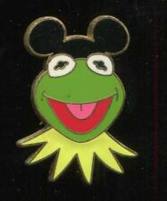 Muppets with Mouse Ears Mini Boxed Set Kermit Disney Pin 64382