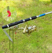 Fishing Rod Holder with Automatic Tip-Up Hook Setter For Fishing Useful
