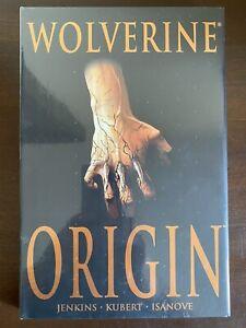 Wolverine Origin Hardcover - MARVEL PREMIERE CLASSIC NEW X-MEN JENKINS KUBERT