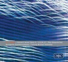HANDEL: CONCERTI GROSSI, OP. 6/1, 6, 10, 12; DAS ALEXANDERFEST NEW CD