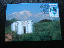 FRANCE - carte 1er jour 20/9/2003 (le mont blanc) (cy42) french