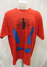 Spider Man Men's 2XL Costume T-Shirt New with Tags Big & Tall Licensed GR16