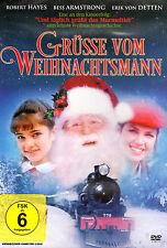 DVD NEU/OVP - Grüsse vom Weihnachtsmann - Robert Hays & Erik von Detten