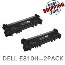 2 PK E310H 593BBKD Toner Cartridge for Dell Printer E310dw E514dw E515dw E515dn