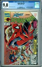 SPIDER-MAN 16 CGC 9.8 WP LAST Todd McFARLANE X-FORCE NON-CIRCULATED CASE MARVEL