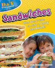 Sandwiches (D&T Workshop), New, Huggins-Cooper, Lynn Book