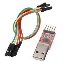 MODULO CP2102 USB UART TTL 5PIN CONECTOR ARDUINO ADAPTADOR USB A SERIE 3.3V 5V