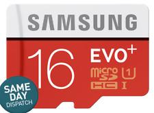 16 GB Memory Card  Micro SD Card Samsung Pro Evo Plus class 10 + Adapter