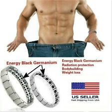 Magnetic Therapy Bracelet Men Women Health Care Weight Loss Arthritis Jewelry