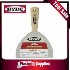"Hyde 6"" Flexible Hardwood Joint Knife Carbon Steel 07860"