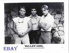 Tough guys Valley Girl VINTAGE Photo