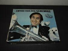 BOITE DE MAGIE JEM Vintage GARCIMORE  TF1 Denise Fabre (le magicien assassiné)