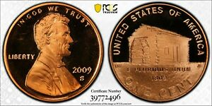2009 S Lincoln CentBirth & Early Childhood PCGS PR68 RD DCAM
