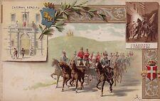 #MILITARI: LEGIONE CARABINIERI - CASERMA BERGIA - CHAMBERY 1834