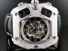 Techno Com Kc/Joe Rodeo Automatic Diamond Watch 6.00 Ct