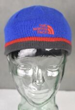 f0ea233784c24 The North Face Youth/Junior Beanie Knit Winter Beani Red Blue Gray Size S/